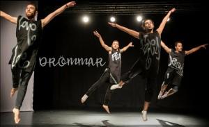 drömmar bild dansare