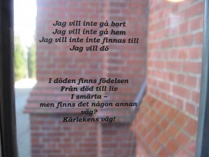 Installation påsk Nöbbelöv 032
